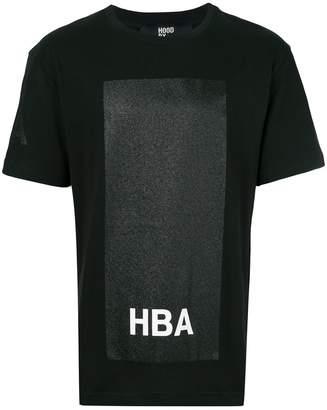 Hood by Air glitter box T-shirt