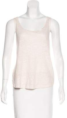 A.L.C. Sleeveless Crossover Top