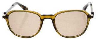 Moncler Tinted Round Sunglasses