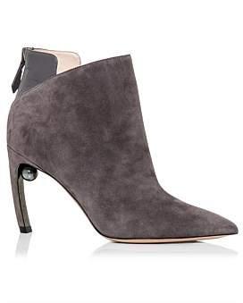 Nicholas Kirkwood 90Mm Mira Pearl Ankle Boot