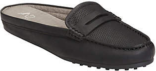 Aerosoles A2 by Penny Loafer Mules - Drive Time