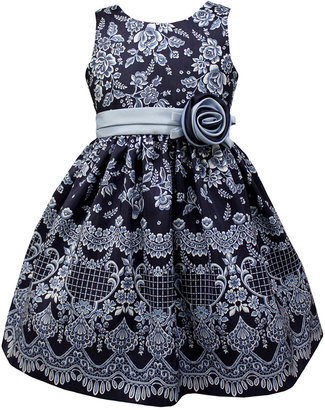 Jayne Copeland Navy Special Occasion Dress, Toddler & Little Girls (2T-6X) $74 thestylecure.com