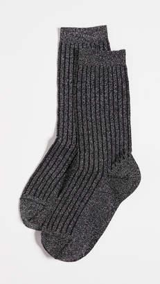 Isabel Marant Lulu Laminated Socks