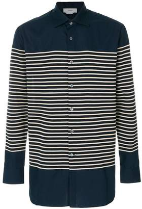 Pringle jersey stripe shirt