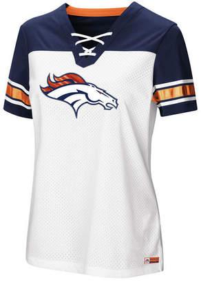 Majestic Women's Denver Broncos Draft Me T-Shirt 2018