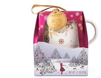 Godiva Holiday Cocoa Mug
