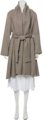 Lanvin Shawl Wool Cardigan wool Shawl Wool Cardigan