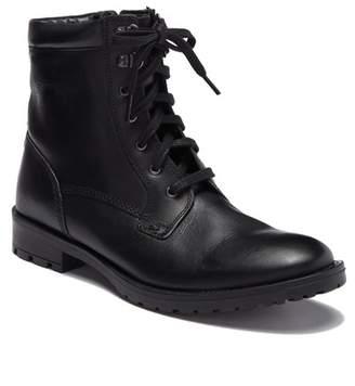 Giorgio Brutini Braxton Plain Toe Leather Lace-Up Boot