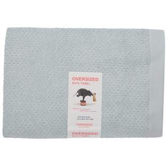 Better Homes & Gardens Solid Aqua Oversized Bath Towel Set 2 pc Pack