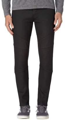 J Brand Bearden Moto Skinny Fit Jeans