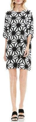 Women's Vince Camuto Starlight Print Tunic Dress $99 thestylecure.com