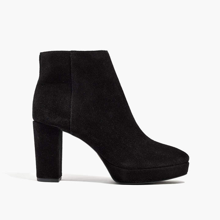 The Haley Platform Boot