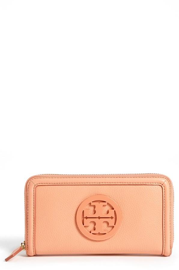 Tory Burch 'Amanda' Continental Wallet