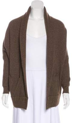 Vince Long Sleeve Open Front Cardigan