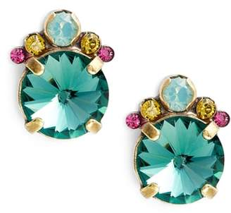Sorrelli Regal Rounds Crystal Earrings