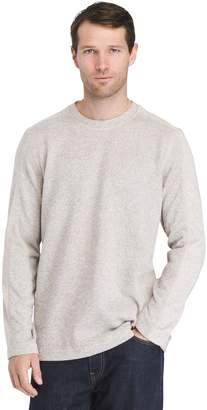 Van Heusen Men's Flex Classic-Fit Sweater Fleece Pullover
