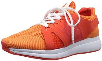 Nine West Women's Hyde Fabric Fashion Sneaker $99 thestylecure.com