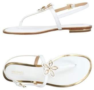 2a483e2bf4e7 MICHAEL Michael Kors White Shoes For Women - ShopStyle UK