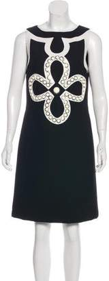 Tory Burch Beaded Embellished Dress