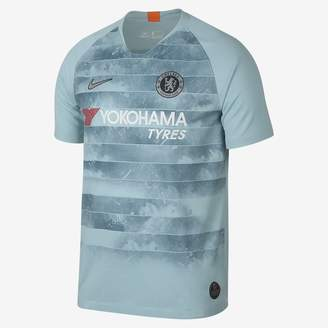 Nike 2018/19 Chelsea FC Stadium Third Men's Soccer Connected Jersey