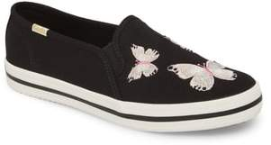 Kate Spade Keds(R) for butterfly double decker slip-on sneaker