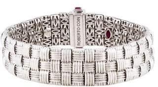 Roberto Coin 18K Diamond Appassionata Bracelet