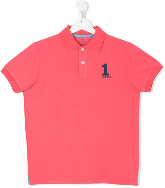 Hackett Kids TEEN embroidered polo shirt