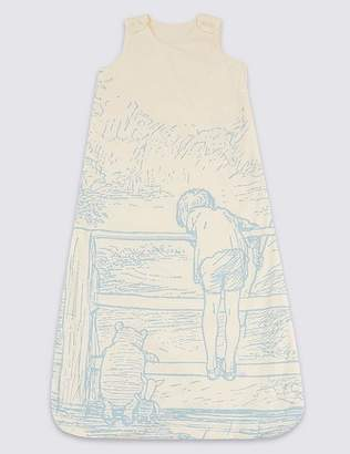 "Marks and Spencer Winnie the Pooh & Friendsâ""¢ 1.5 Tog Woven Sleeping Bag"