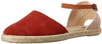 H By Hudson Women's Borneo Suede Espadrille Sandal