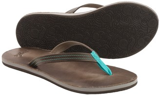 Cushe Fresh Leather Flip-Flops (For Women) $19.95 thestylecure.com