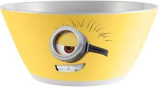 Zak Designs Despicable Me 2 Minions 6-in. Melamine Bowl