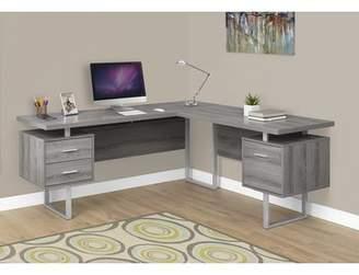 Latitude Run Speicher L-Shape Corner Desk