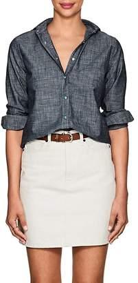 Barneys New York Women's Cotton Chambray Shirt