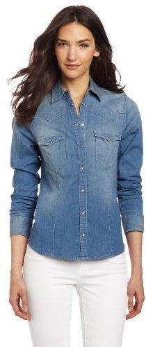 Vince Camuto Two by Women's Authentic Western Shirt