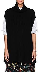 Barneys New York Women's Cashmere Turtleneck Cape-Black