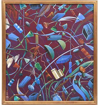 Magic Surrealist Art by Dinzelbacher Art