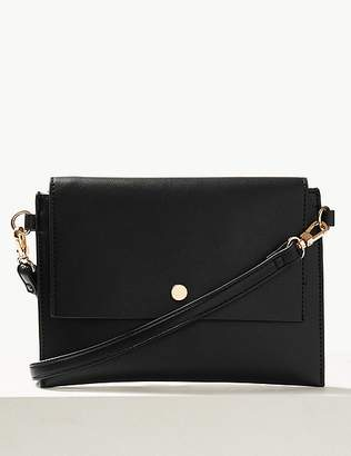 Marks and Spencer Faux Leather Belt Cross Body Bag