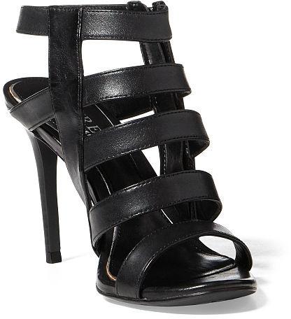 Ralph Lauren Lauren Tracie Calfskin Sandal