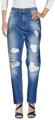 DON'T CRY Denim trousers