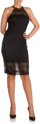 GUESS Lace Bandage Dress