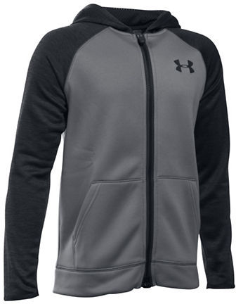 Under Armour Boys 8-20 Colorblocked Zip-Up Hoodie