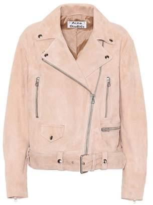Acne Studios Merlyn suede jacket
