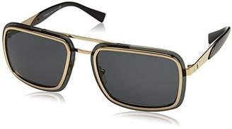 Versace Men's 0VE2183 125287 Sunglasses