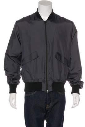 Patrik Ervell Woven Bomber Jacket