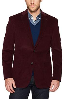 James Campbell Men's Corduroy Tall Sportcoat