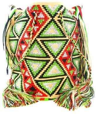 Luxchilas Crystal Wayuu Luxury Mochila