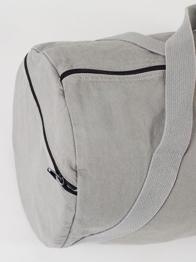 American Apparel Stretch Bull Denim Diagonal Strap Gym Bag