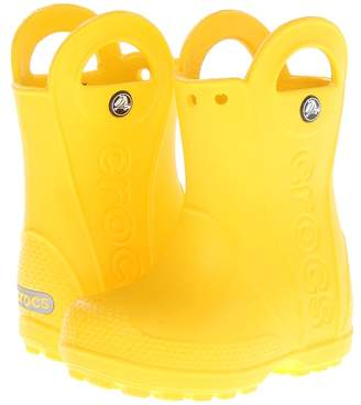 Crocs Handle It Rain Boot Kids Shoes