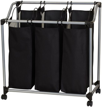 Household Essentials 3-pack Bag Laundry Sorter