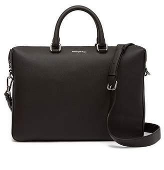 Ermenegildo Zegna Leather Briefcase